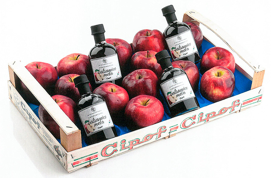 From Apples to Apple Balsamic Vinegar